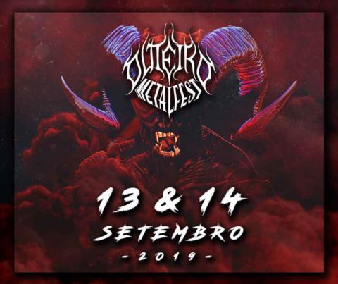 Los gallegos Pneura y Systemik Viølence se incorporan al cartel del festival portugués Outeiro Metal Fest 2019