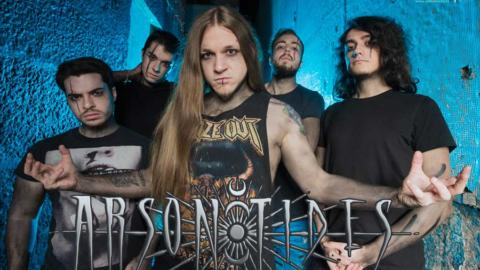 Arson Tides presenta su primer trabajo titulado «Child of the Tide»