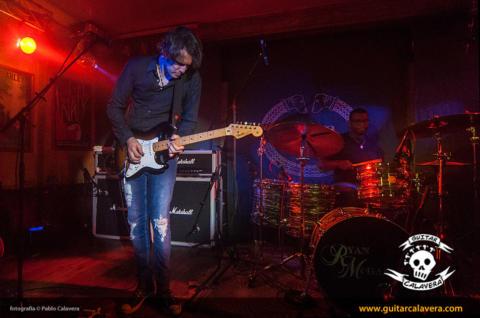 El multipremiado Ryan McGarvey vuelve de gira en abril