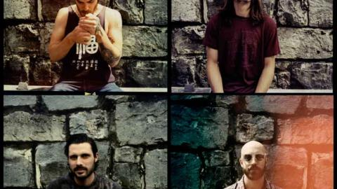 El psych-rock de All Them Witches aterriza en España
