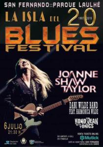 Cartel Festival La Isla del Blues 2019
