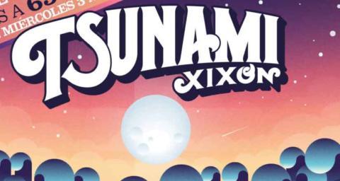 Cartel y entradas por días Tsunami Xixón 2019