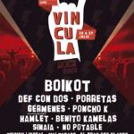Cartel Víncula Rock 2019