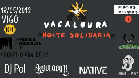 Entrevista coa organización do festival solidario Vacaloura