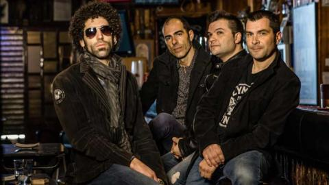 Géisers inician la gira de presentación de su álbum debut, 'Ambulantes'