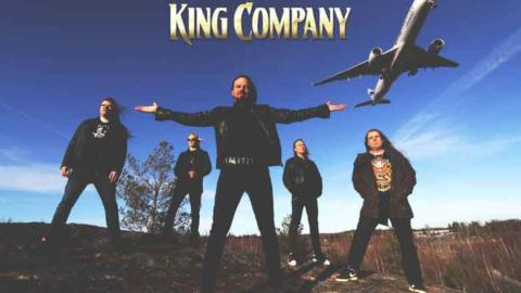 Los finlandeses King Company de gira con Knights Of Blood