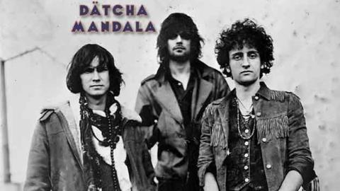 Conciertos de Dätcha Mandala, power trío francés de heavy blues rock