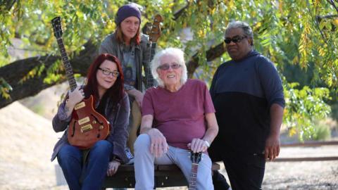 Conciertos de John Mayall para este otoño: 85th Anniversary Tour