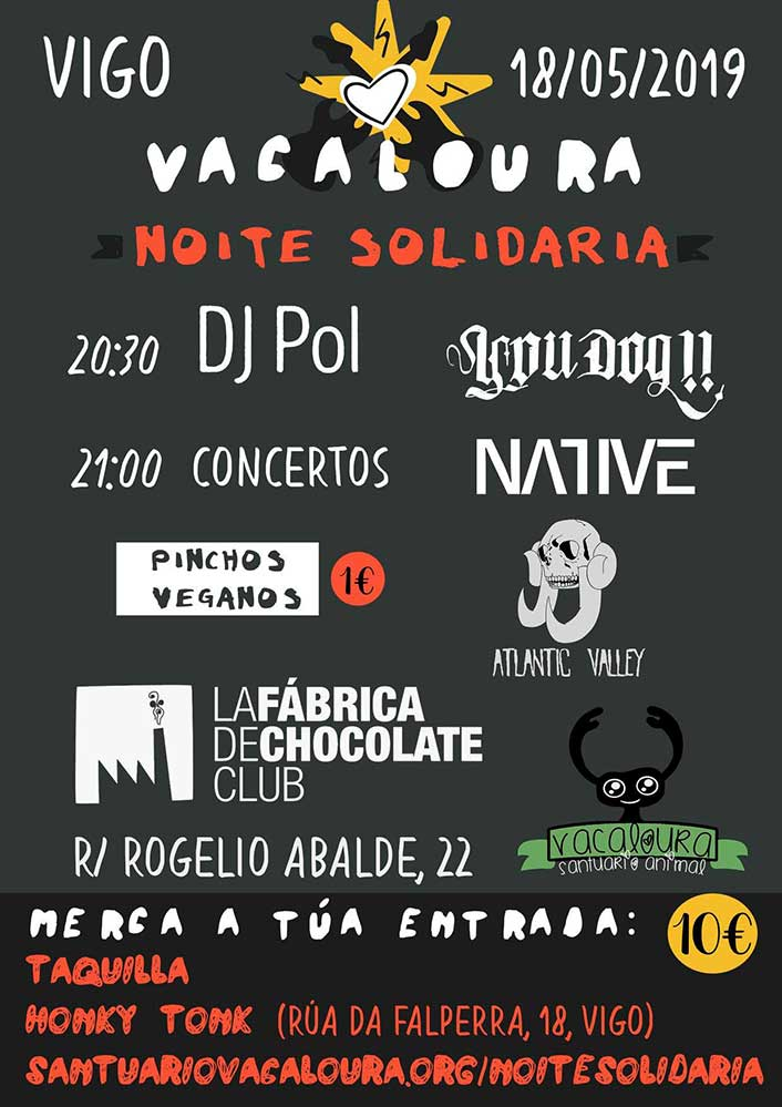 cartel festival Vacaloura