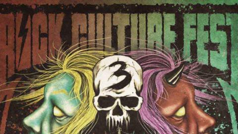 Tercera Edición del Rock Culture Fest
