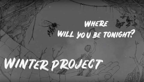 Winter Project estrenan videolyric del tema «Where Will You Be Tonight?»