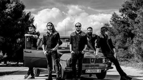 Los madrileños Durango14 estrenan «Malparío», nuevo single muy sensual con tintes de surf & roll y trazas de música latinoamericana
