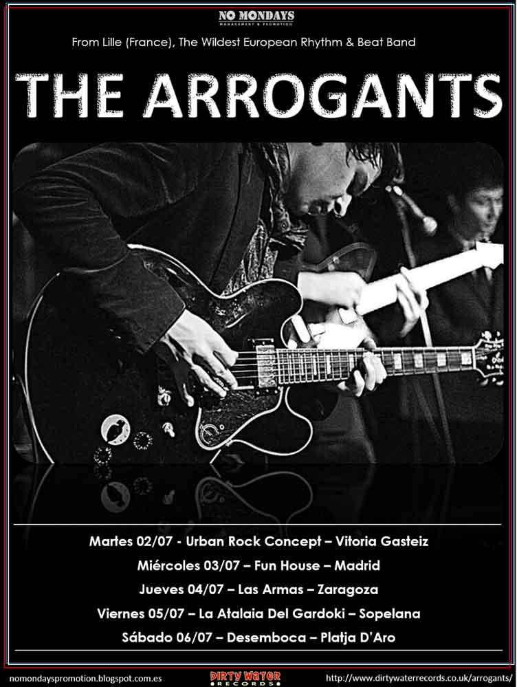 Cartel The Arrogants