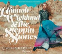 Conciertos Hannah Wicklund & The Steppin Stones