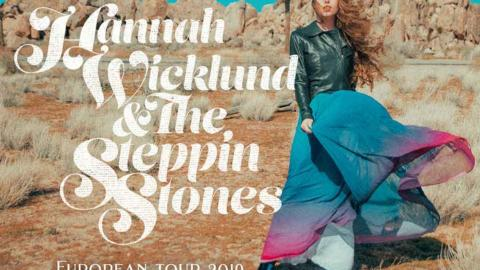 Conciertos Hannah Wicklund & The Steppin Stones /// GIRA CANCELADA – COMUNICADO OFICIAL