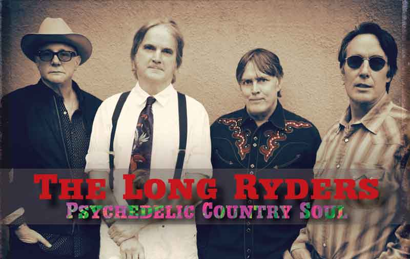 The Long Ryders Psychedelic Country Soul'.