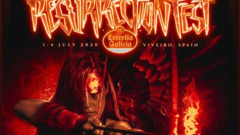 Judas Priest y Korn se unen al cartel del Resurrection Fest Estrella Galicia 2020