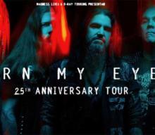 Conciertos Machine Head en el 25 Aniversario de «Burn My Eyes»