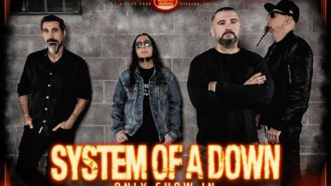 Resurrection Fest 2020: System of A Down cabeza de cartel de su 15º Aniversario