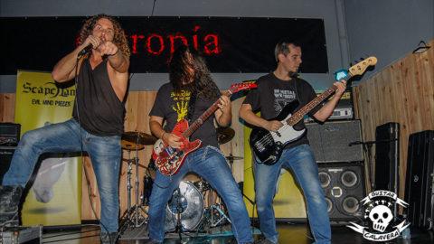 Entrevista a Scape Land «Ser andaluz y que te guste el Metal o el rock es un handicap»