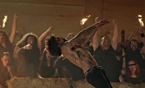 Mano de Piedra lanzan el videoclip de «Ancient Gods», primer avance del nuevo trabajo «Today's Ashes»