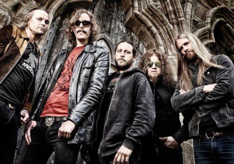 Opeth continúa con su extensa gira europea hasta 2020