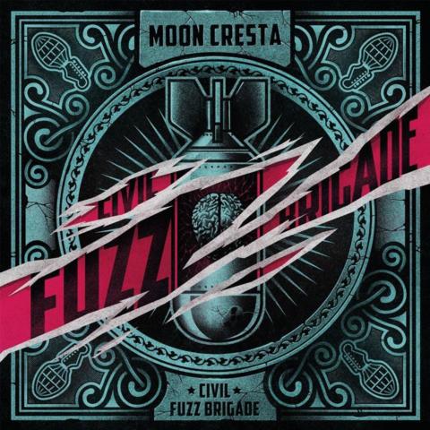 Detalles de «Civil Fuzz Brigade», nuevo trabajo de Moon Cresta, del cual ya se puede realizar el Pre-Order