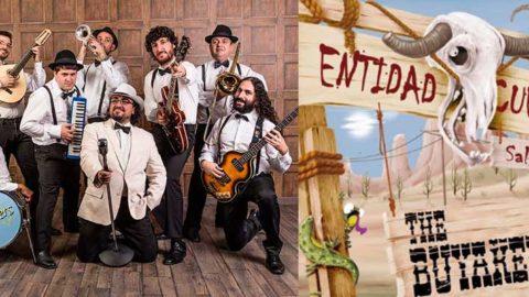 La banda manchega de rock The Buyakers publica su tercer trabajo de estudio