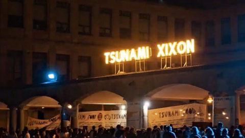 Aftermovie del festival Tsunami Xixón, que anuncia las fechas de su edición del próximo año