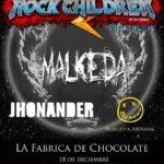 Cartel Rock Children 2019