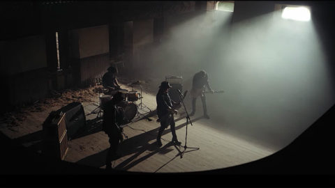 Stoned at Pompeii lanzan videoclip de Ancroidal previo a su fin de gira en Madrid