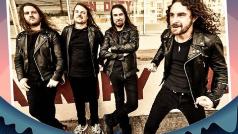 Airbourne, Refused, Anti-Flag y Strike Anywhere primeras confirmaciones del Cartel del Tsunami Xixón 2020