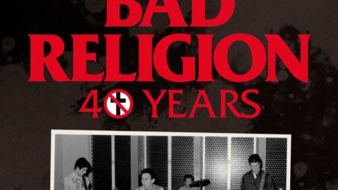 Conciertos de Bad Religion: 40 años de una de las bandas más icónicas del punk rock americano