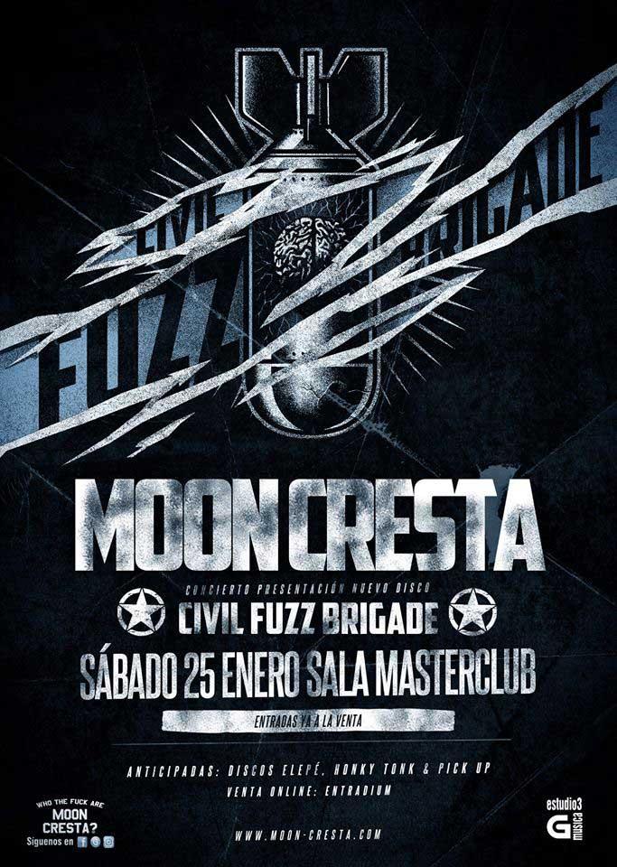 Concierto Moon Cresta Vigo 2020