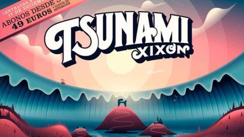 Cartel Tsunami Xixón 2020: Sum 41, La Polla Records y Airbourne encabezan el festival