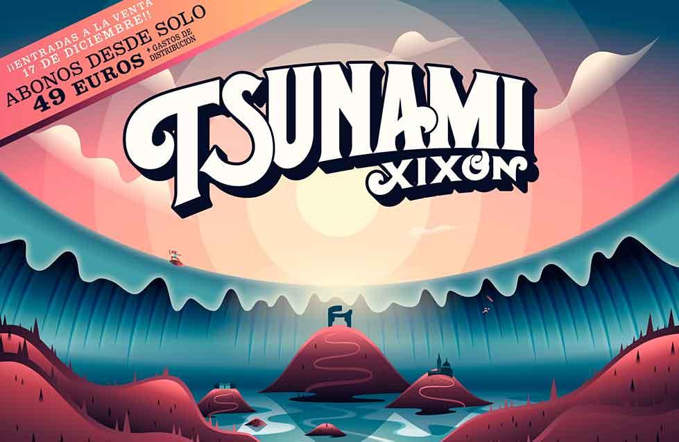 Tsunami Xixon 2020