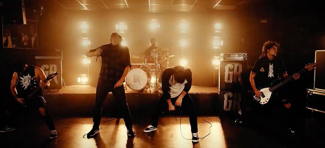 golpe radikal videoclip kaos