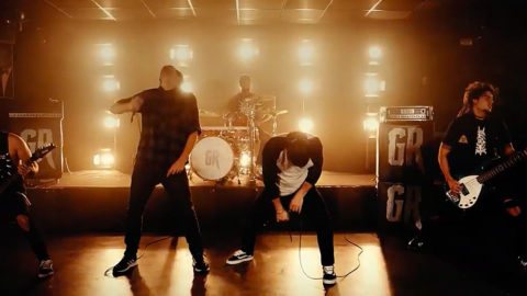 Golpe Radikal publican videoclip de «Kaos», adelanto de su próximo disco