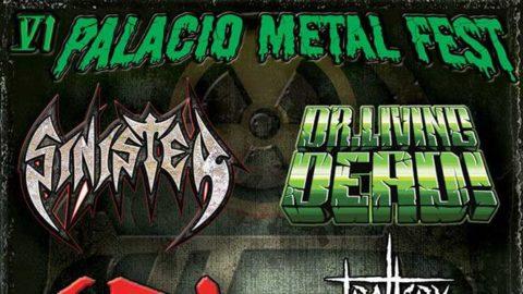 Entrevistamos a la organización del Palacio Metal Fest
