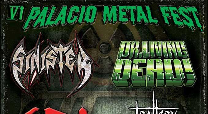 Palacio Metal Fest