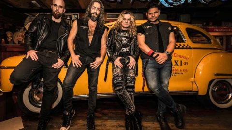 «Sintiendo el Rock», nuevo videoclip de Cherokee