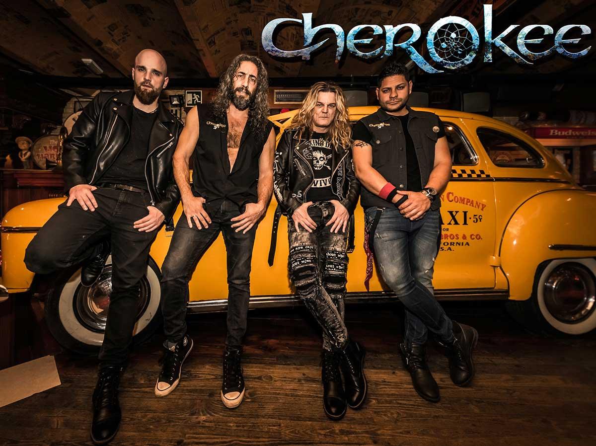 cherokee banda