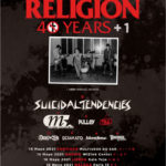 cartel gira Bad Religion 2021