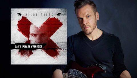 Milan Polak lanza su nuevo trabajo Can´t Please Everyone