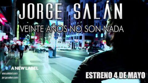 Documental de Jorge Salán titulado 20 años no son nada