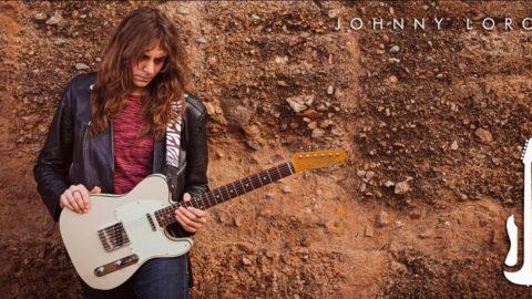 Nuevo disco del guitarrista Johnny Lorca «Noches en Blanco»