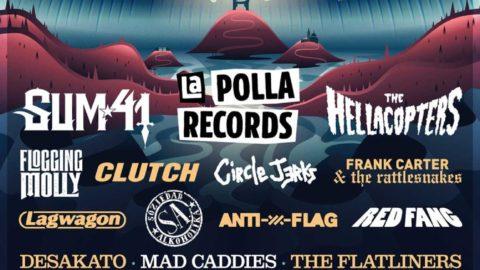 Cartel del Tsunami 2021. The Hellacopters se incorporan al festival.