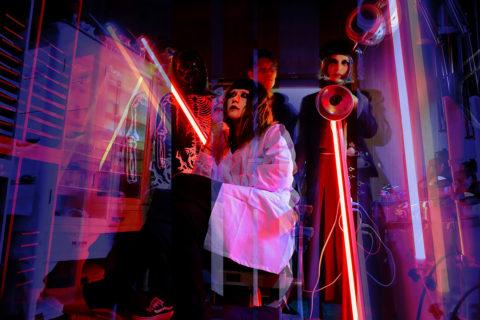"""Choke, banda japonesa de nu-metal, provoca al mundo con su sencillo digital """"The Human Anthem""""."""