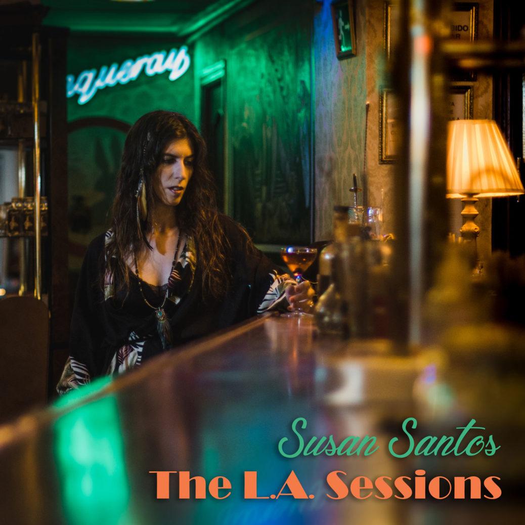 Susan Santos LA Sessions