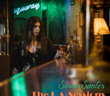 Susan Santos «The L.A.Sessions» (EP)